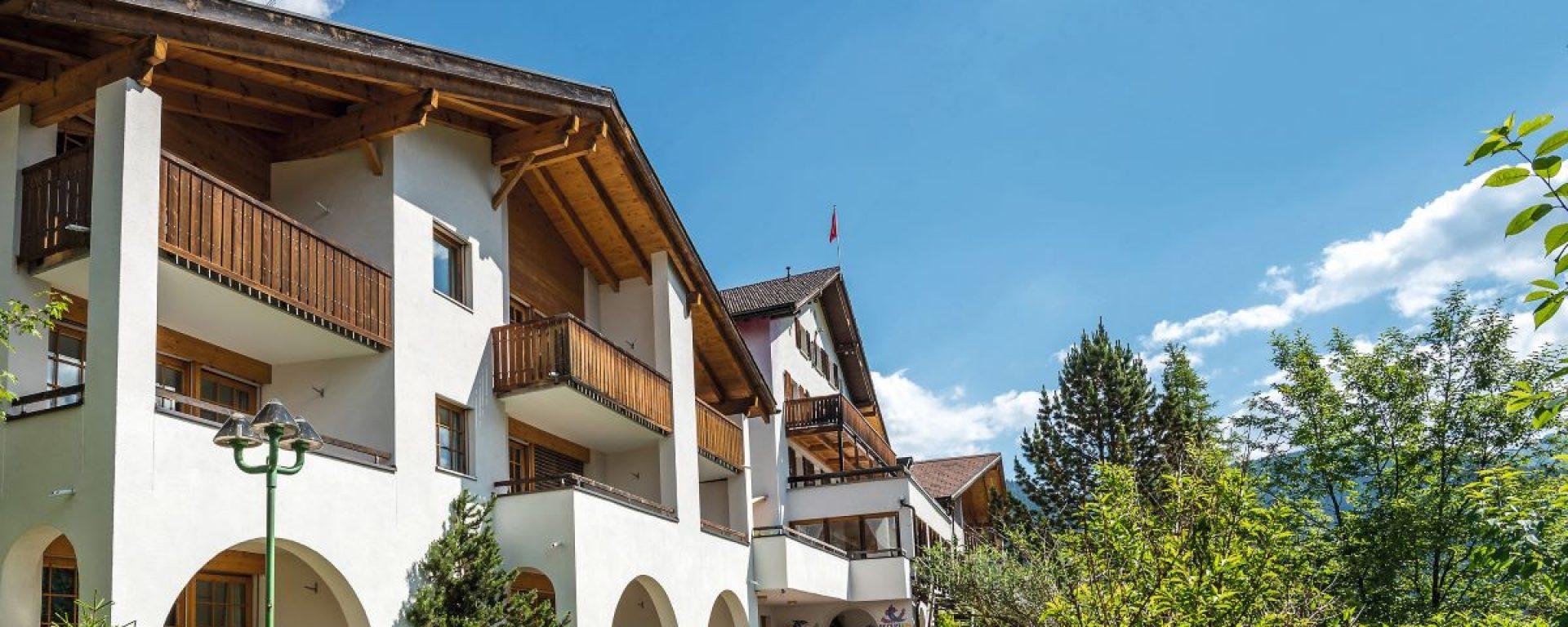 Aparthotel Muchetta Davos - Sommer