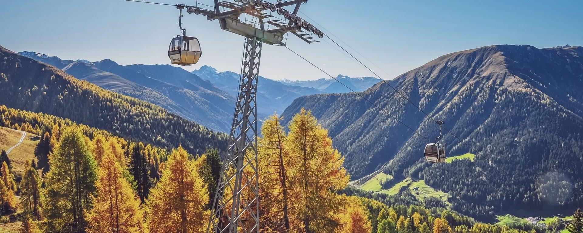 gondelbahn Rinerhorn Davos Glaris